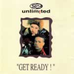 Partituras de musicas do álbum Get Ready! de 2 Unlimited