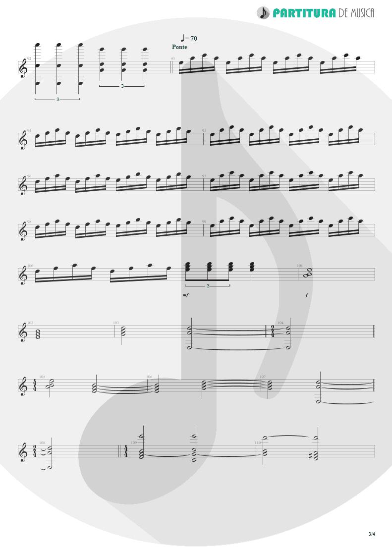 Partitura de musica de Teclado - Tears Of The Dragon   Bruce Dickinson   Balls to Picasso 1994 - pag 3