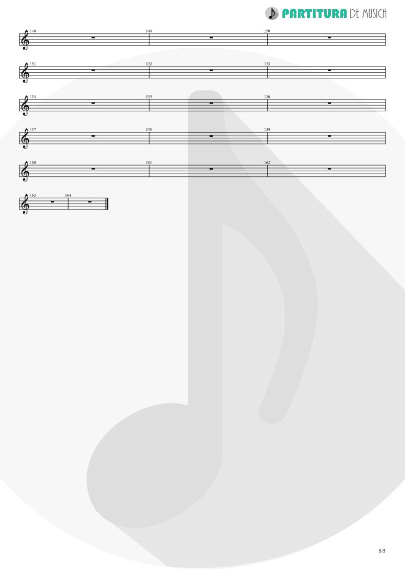 Partitura de musica de Piano - Another Day   Dagoba   Dagoba 2003 - pag 5