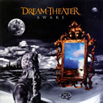 Partituras de musicas do álbum Awake de Dream Theater