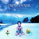 Partituras de musicas do álbum A Change of Seasons de Dream Theater