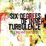 Partituras de musicas do álbum Six Degrees of Inner Turbulence de Dream Theater