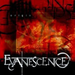 Partituras de musicas do álbum Origin de Evanescence