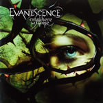 Partituras de musicas do álbum Anywhere But Home de Evanescence