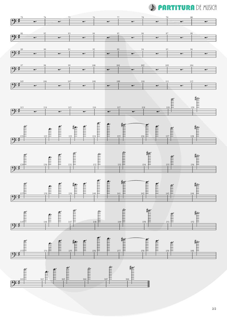 Partitura de musica de Trompa - Fanfare and Lucca Theme   Games   Nintendo Game Club 1995 - pag 2