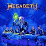 Partituras de musicas do álbum Rust in Peace de Megadeth