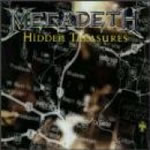 Partituras de musicas do álbum Hidden Treasures de Megadeth