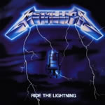 Partituras de musicas do álbum Ride the Lightning de Metallica