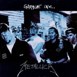 Partituras de musicas do álbum Garage Inc. de Metallica