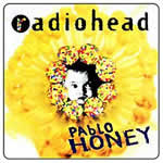 Partituras de musicas do álbum Plabo Honey de Radiohead