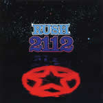 Partituras de musicas do álbum 2112 de Rush