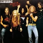 Partituras de musicas do álbum Virgin Killer de Scorpions