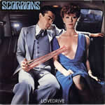 Partituras de musicas do álbum Lovedrive de Scorpions