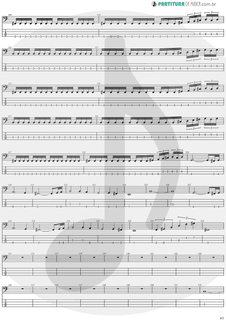 Tablatura + Partitura de musica de Baixo Elétrico - Twilight Symphony   Stratovarius   Live Visions Of Europe 2001 - pag 4