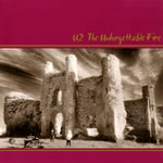 Partituras de musicas do álbum The Unforgettable Fire de U2