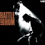 Partituras de musicas do álbum Rattle and Hum de U2